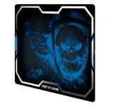 Spirit of Gamer SMOKEY SKULL Blue (430 x 320 x 3mm