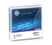 HP ADATKAZETTA LTO-6 Ultrium 6.25TB MP RW Data Car