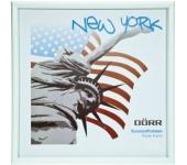Dörr  New York Square 13x13, Fehér