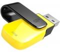 Silicon Power Ultima U31 USB2.0 32GB sárga