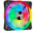 Corsair iCUE QL140 RGB PWM fekete