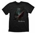"""Bloodborne póló """"A Hunters Bloody Tool"""" S"""