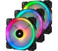 Corsair LL120 RGB LED PWM 3 db