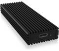 RaidSonic Icy Box USB Type-C ház M.2 NVMe SSD-hez