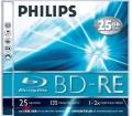 Philips BD-RE25 25Gb 2x újraírható Blu-Ray