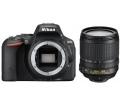Nikon D5500 + 18-105 VR kit