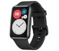 Huawei Watch Fit grafit fekete