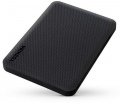 Toshiba Canvio Advance 2TB fekete