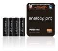 Eneloop Pro 4db AA 2500mAh sliding pack
