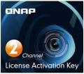 QNAP 2db licence kamerához