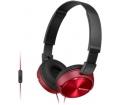 Sony MDR-ZX310AP piros