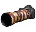 easyCover Lens Oak Sigma 100-400mm barna terepmin.