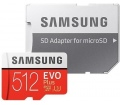 Samsung EVO Plus microSDXC UHS-I 512GB + adapter
