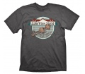 "Silent Hill T-Shirt ""Lakeview Hotel Dark Grey"", L"