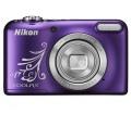 Nikon COOLPIX L31 Lineart Lila + CS-L01 tok