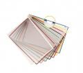 Tarifold Bemutatótábla, A4, műanyag, szürke 10db