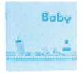 ZEP Bebe blue 24x24 20 Pages Babyalbum