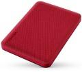 Toshiba Canvio Advance 4TB piros