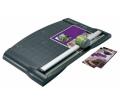 Rexel A300 A4 görgős vágógép, 10 lap
