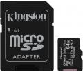 Kingston Canvas Select Plus microSDXC 64GB + ad.