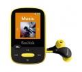 Sandisk Clip Sport 4GB sárga