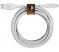 Belkin DuraTek Plus Lightning / USB-A 3m fehér