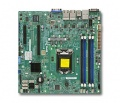 Supermicro Mother Board - Intel MBD-X10SLM-F-O