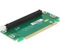 Delock Riser kártya PCI Express x16 90° jobbra f.
