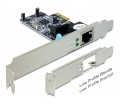 Delock PCI Express kártya > 1 x Gigabit LAN