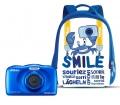 Nikon Coolpix W150 Kék + Hátizsák Kit