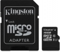 Kingston Canvas Select microSD 80MB/s 16GB + adap.