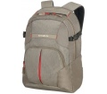 "Samsonite Rewind Laptop Backpack M 16"" Taupe"