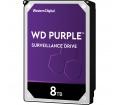 "WD 8TB 3,5"" Purple 256MB Cache"