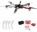 DJI Naza-M Lite+GPS+F550 ARF Kit+Landing Skid