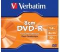 Verbatim DVD-R 8cm 1,4GB 1db