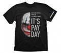 "Payday 2 T-Shirt ""Chains Mask"", L"