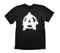"Rage 2 T-Shirt ""Anarchy"" Black, M (fekete)"