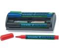 Schneider Tábla- és flipchart marker készlet 4szín