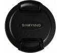 Samyang objektívsapka 35mm-es objektívhez.