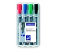 Staedtler Flipchart marker készlet, 2-5 mm, 4 szín