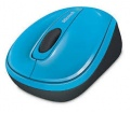 Microsoft Wireless Mobile Mouse 3500 L2 Cyan