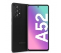 Samsung Galaxy A52 4G/LTE 128GB Dual SIM Fekete