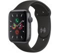 Apple Watch S5 44mm alu asztroszürke sportszíj