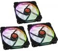 Raijintek Auras 14 RGB 3-as csomag