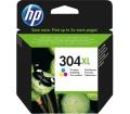 HP 304XL háromszínű