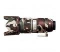 easyCover Lens Oak Canon EF 70-200mm barna terep.