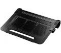 Cooler Master NotePal U3 Plus fekete