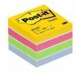 3M Postit Öntapadó jegyzettömb, ultra színek