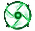 NZXT FZ 200mm LED zöld