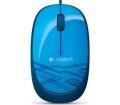 Logitech M105 Notebook Blue